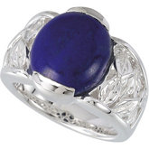 Genuine Lapis Ring