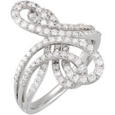 1 ct tw Diamond Ring