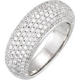 1 1/2 ct tw Diamond Ring