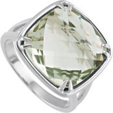 Antique Square Ring