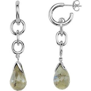 Missoma® Gemstone Earrings
