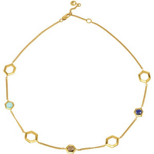 Missoma® Multi-Gemstone Necklace