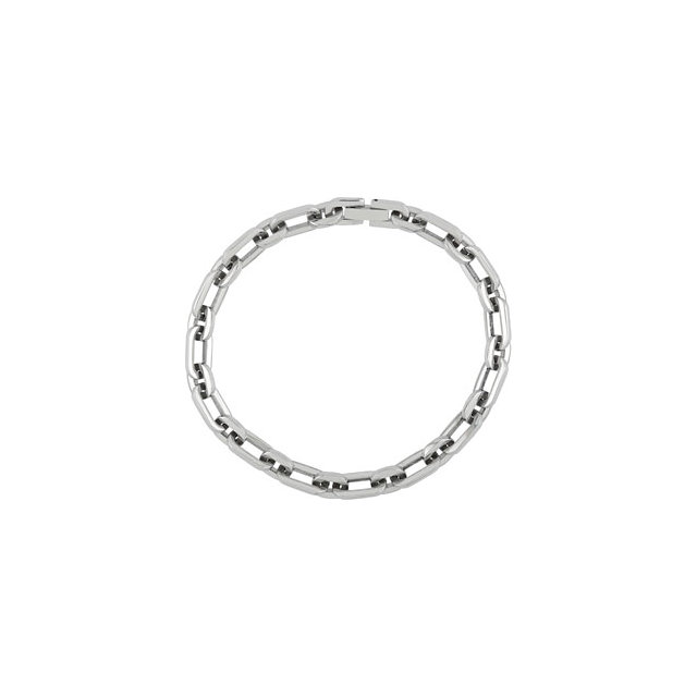 Stainless Steel Link Bracelet or Chain