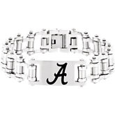 Alabama Crimson Tide Logo Bracelet