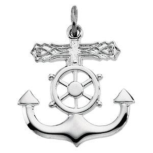 Mariner's Cross Pendant