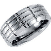 Dura Tungsten® Ridged Band