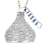 HERSHEY'S KISSES 3D Diamond Necklace
