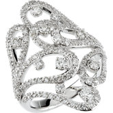 1 1/4 ct tw Diamond Ring