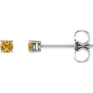 Gemstone or Diamond Earring or Mounting