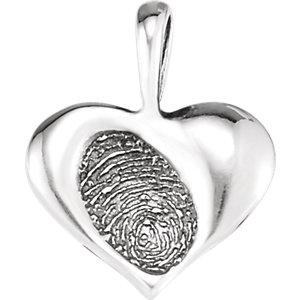 Heartprint Pendant