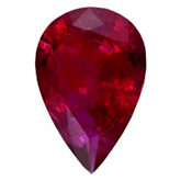 Pear Genuine Ruby (Black Box)