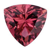 Trillion Genuine Pink Tourmaline (Black Box)