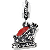 Kera™ Santa's Sleigh Dangle