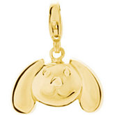 Charming Animals™ Floppy Ear Dog Charm