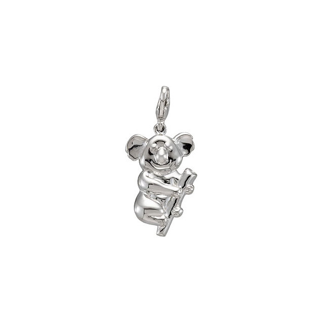 Charming Animals® Koala Bear Charm