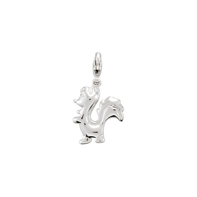 Charming Animals® Skunk Charm