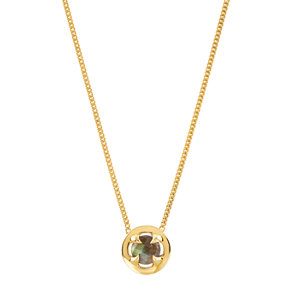 Missoma® Gemstone Pendant Necklace