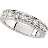 1 1/8 ct tw Diamond Anniversary Band