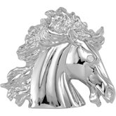 The Magnificent Lipizzaner Pendant