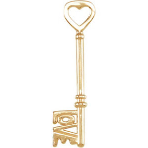 Love is the Key® Pendant