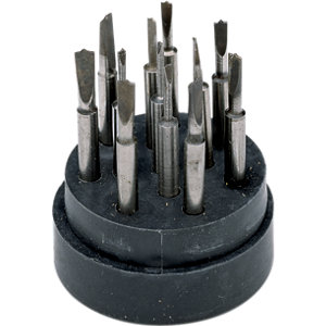 1.00mm to 3.00mm Pearl Drill Set