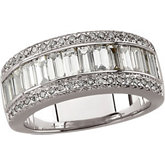 2 ct tw Diamond Anniversary Band