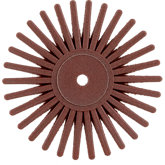 Fine Grit EVE Flex Twist Disc - Red/Brown