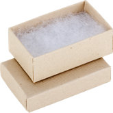 Oatmeal Cotton Filled Boxes #21