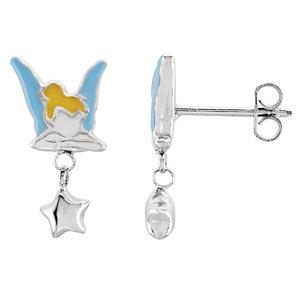 Tinkerbell Earrings with Enamel Ref 650757