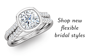 New flexible bridal styles
