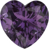 Heart Lab Created Alexandrite
