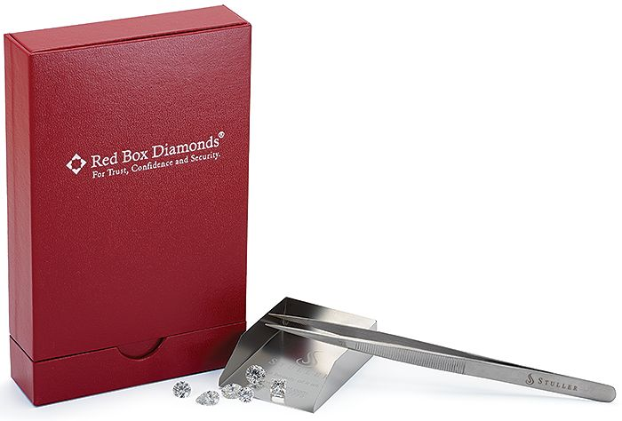 Red Box Diamonds