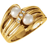 Ring Mounting for Pearls