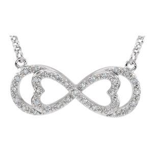 .13 CTW Diamond 20 inch Necklace