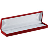 Rumba Red Veltex Layout Bracelet Box