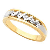 Men's 5 Stone  Ring Mounting