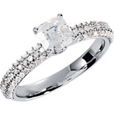 Engagement Ring Mounting