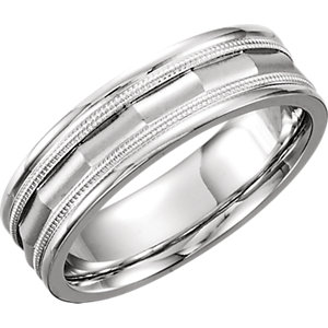 6mm Design Band