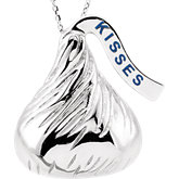 HERSHEY'S KISSES Flat Back Necklace
