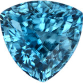 Trillion Genuine Blue Zircon (Black Box)