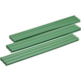 Stuller Select Wax Sprue Rods, Light Green, 3/8