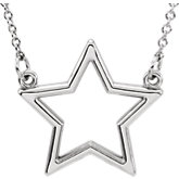 Star Center or Necklace