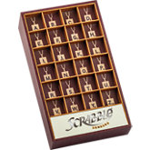 Scrabble® Display Wedge