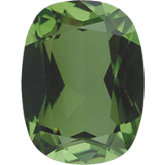 Antique Cushion Imitation Peridot