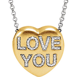 Sweethearts® Heart Shaped Necklace