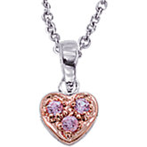 Disney® Heart Necklace