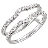 Diamond Ring Guard or Mounting
