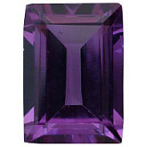 Cushion Imitation Alexandrite