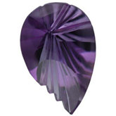 Shell Fantasy Genuine Amethyst