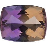 Antique Cushion Genuine Ametrine